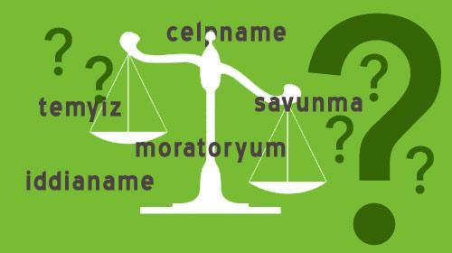 Hukuk Kavramları