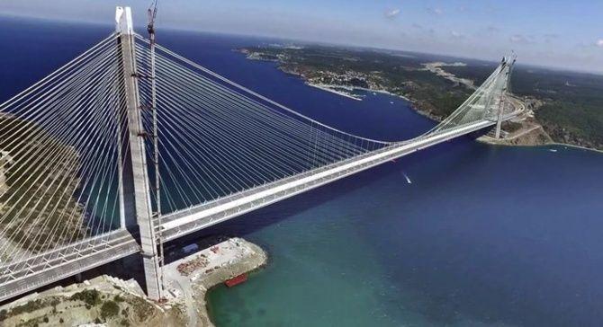 Yavuz Sultan Selim Köprüsü'ne yüzde 47 zam!
