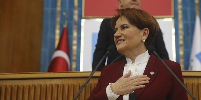 Meral Akşener'den 10 Kasım mesajı