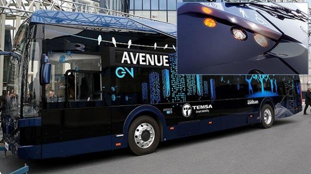 İstanbul'da elektrikli otobüs devri başlıyor