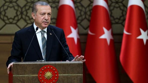 Erdoğan: Tüm terör örgütlerine karşı seferberlik ilan ediyorum