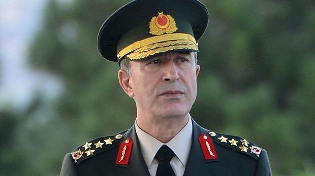 Org.Hulusi Akar: PKK'nın kırıntıları kaldı