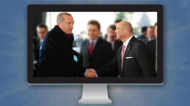 Erdoğan, Koç'larla gizlice görüştü