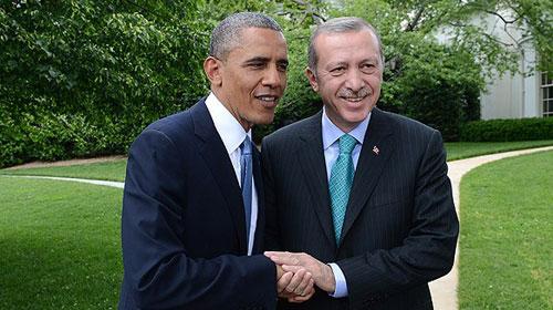 Erdoğan'ın hediyesi Türk sanatçılardan