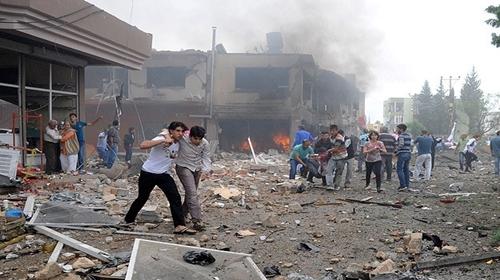 Hatay'da patlama: 43 ölü, 100'ü aşkın yaralı