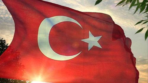 Türk bayrağının şifresi çözüldü