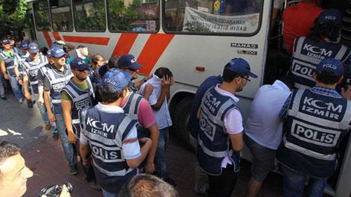 KPSS'nin KCK çetesine 19 tutuklama