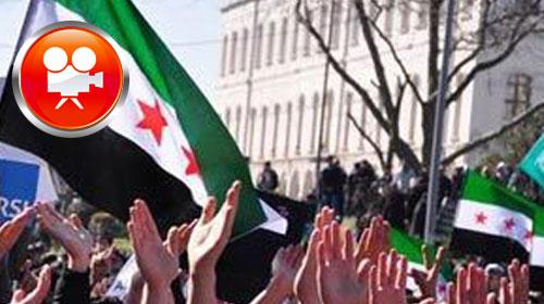 Suriye'de direnişin adı: Sanat