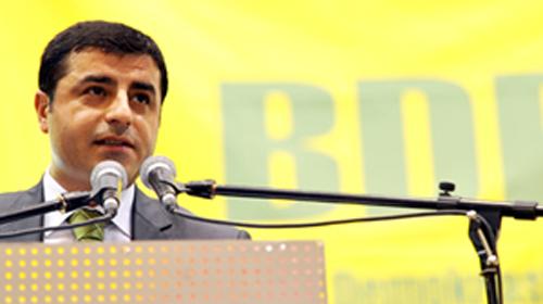 BDP'den Hükümet'e Sürpriz Destek