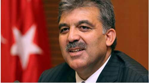 Abdullah Gül, Cemil Çiçek'e Bilgi Verdi