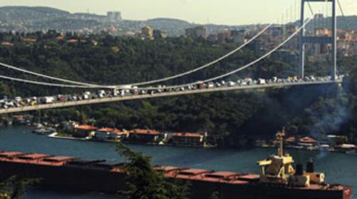 Dikkat! Boğaz Köprülerinde Onarım Çalışması