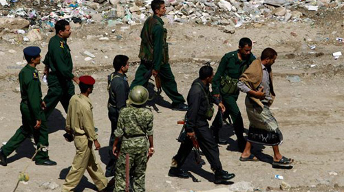 Suriye'de 200'den Fazla Kişi Gözaltında