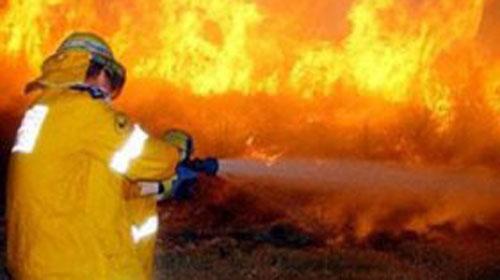 Beyazıt Camii Külliyesi'nde Yangın Çıktı