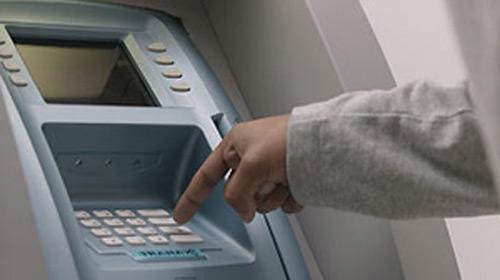 ATM Fareleri Yakalandı