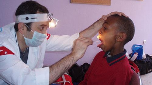 Türk Doktorlar Somali'de