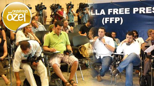 'Filonun Özgür Gazetecileri'