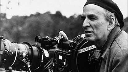 Ünlü Yönetmen Ingmar Bergman