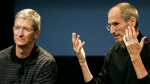 Apple'ın Yeni Ceo'su: Tim Cook