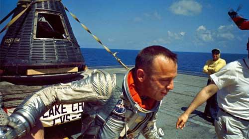 Alan Shepard Kimdir?