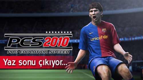 Hazırlanın PES 2010 Geliyor!