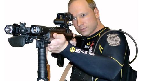 Norveç Canisi: Anders Behring Breivik
