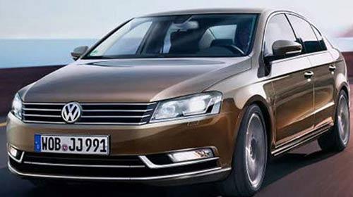 Volkswagen'den 111.111.111'inci Araç