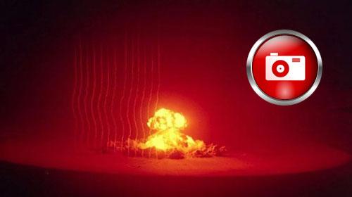 Atom Bombasının Korkutan Cüssesi