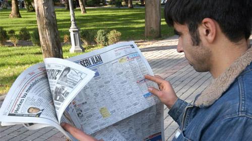 İşsiz gençlere 740 lira maaş