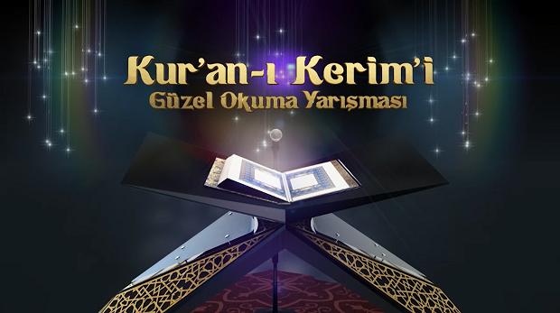 Kur'an-ı Kerim'i Güzel Okuma Yarışması'nda Ekrem Öztürk 2.haftanın 4. gün birincisi oldu