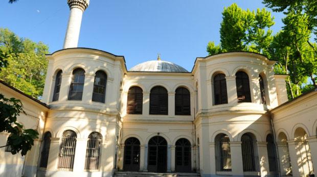 Tek minareli Küçük Mecidiye Camii