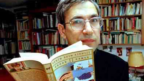 Orhan Pamuk, Atina'da Salon Doldurdu