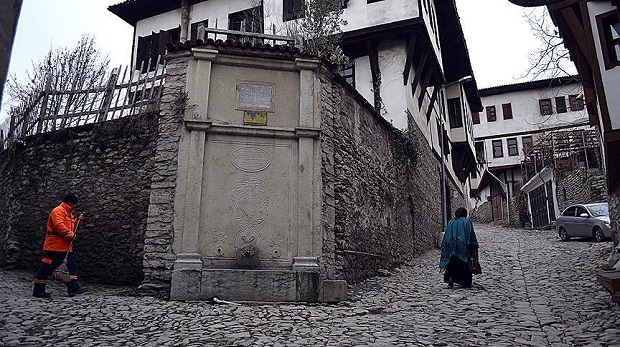 Tarihi Osmanlı çeşmeleri suya kavuşacak