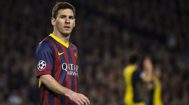 Messi Soma için taziye mesajı yayımladı