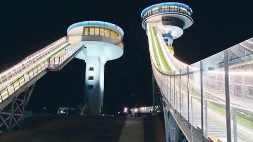 Açılış 'Olimpik Fare'lerden