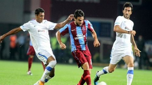 Trabzon 4 sezon sonra 'Fırtına'ya tutuldu