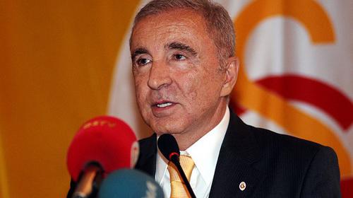 Galatasaray Başkanı Aysal, Melo için konuştu
