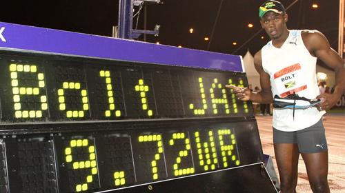 Bolt, Yeni Rekor Deneyecek
