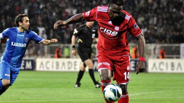 Eneramo Sivasspor'a geri döndü!
