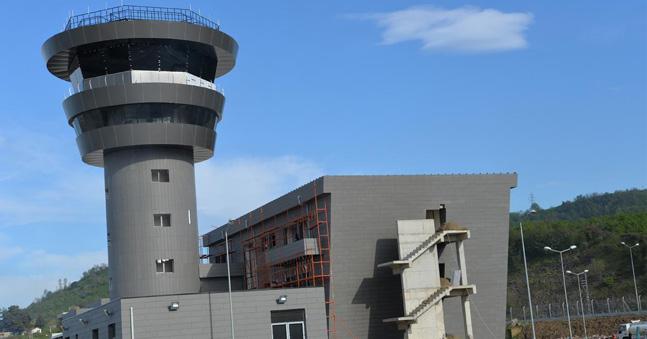 Denizdeki havalimanı 22 Mayıs'da açılıyor