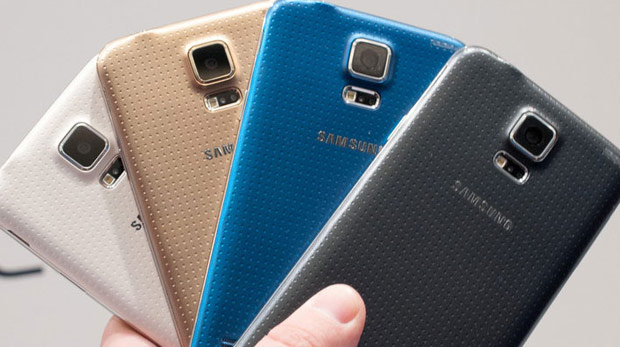 Metal Samsung Galaxy S5 geliyor