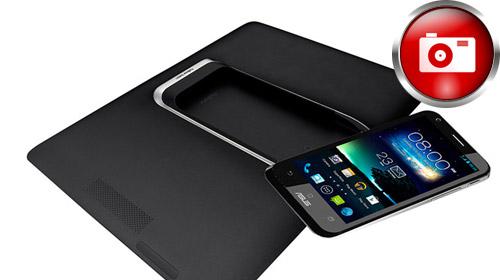 Tablet + telefon = PadFone 2