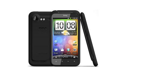 HTC Incredible S Türkiye'de Satışta