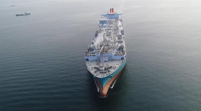Bakan Albayrak: 2 yeni yüzer LNG depolama faaliyete geçecek
