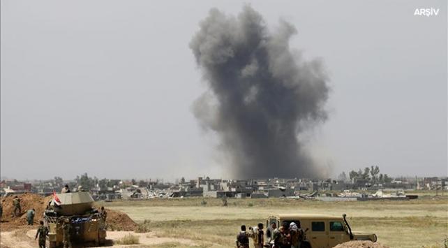 Irak'ta çifte intihar saldırısı