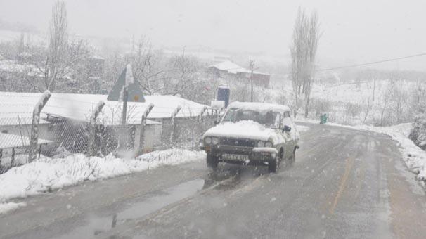 İstanbul dahil 11 ilde kar