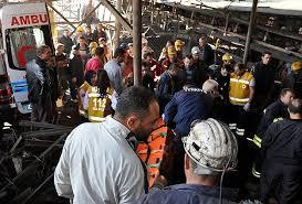 Soma'da facia büyüyor; 201 ölü 80 yaralı