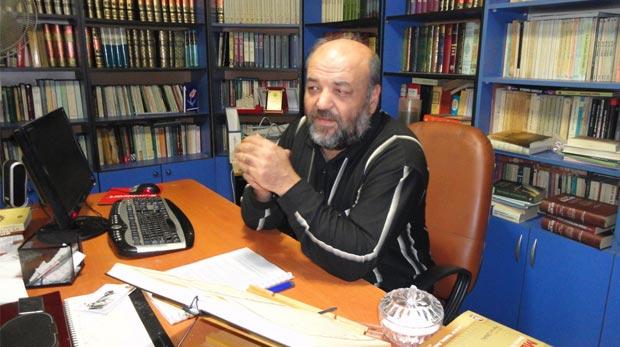 Anti-kapitalist İhsan Eliaçık Hilton'da