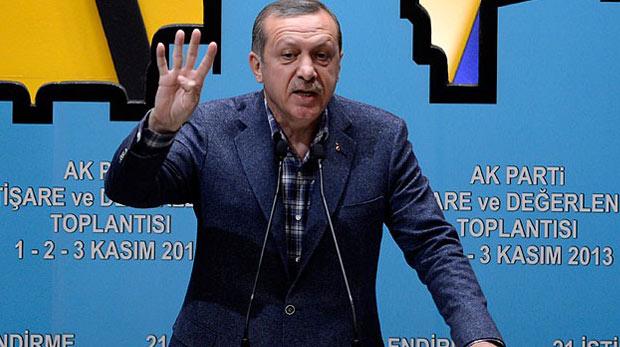 Erdoğan'ın köşke giden yolunu tıkamak istiyorlar
