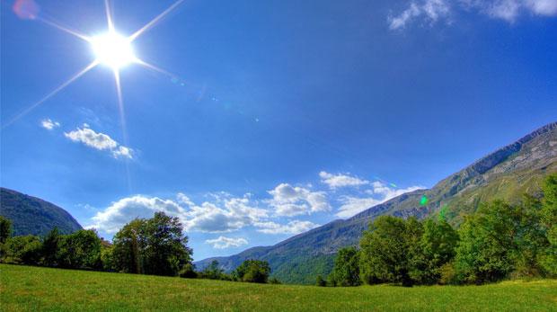 Meteorolojiden sıcak hava müjdesi