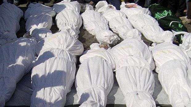 BM Suriye'deki katliamı kınayamadı!